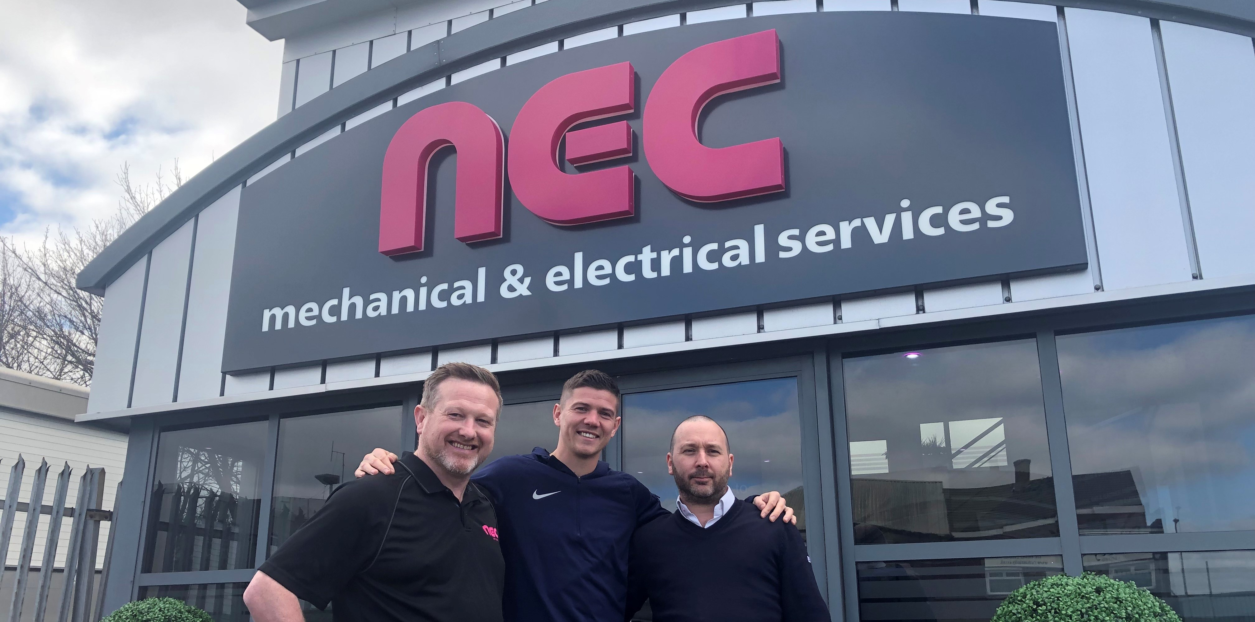 NEC Services Ltd